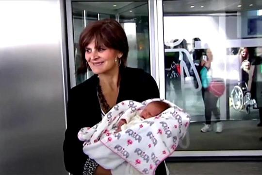 Шпанка роди здраво девојче на 62-годишна возраст