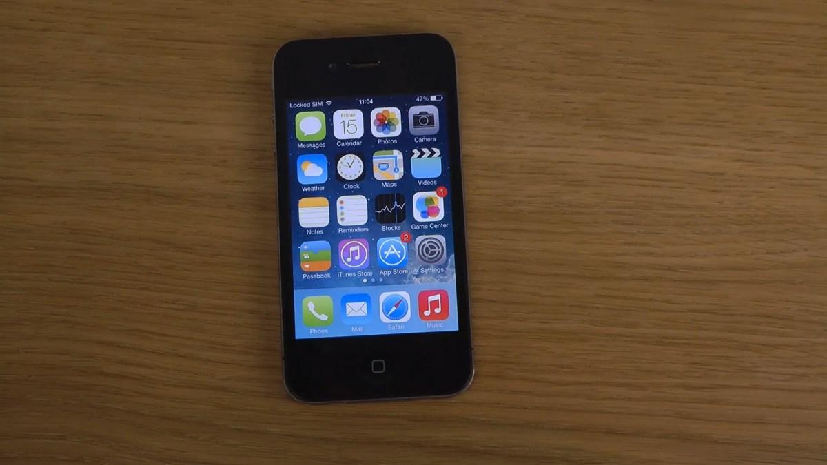 """Епл става """"крај"""" на стариот, добар Ајфон 4"""