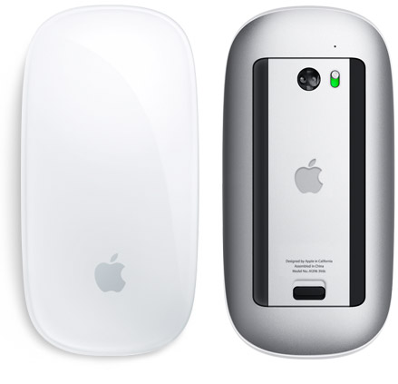 The Apple Magic Mouse [Multi-Touch]