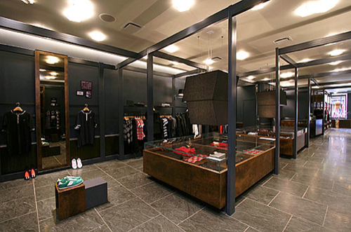 Fred Perry - Wooster Street, NYC