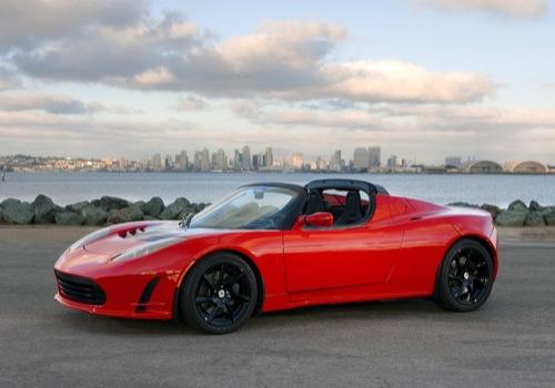 Tesla 2.5 Roadster