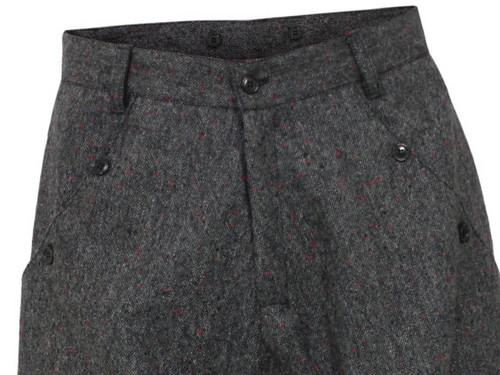Rider Simba | Camo Tweed Trousers [Fall 2010]