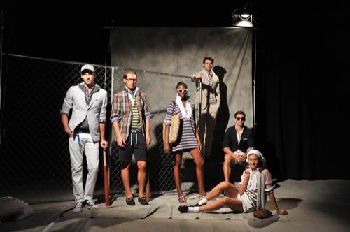 NYFW | GANT by Michael Bastian Spring/Summer 2011