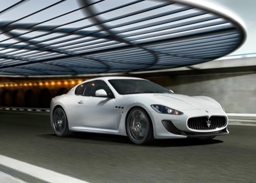 Paris Auto Show | Maserati GranTurismo MC Stradale