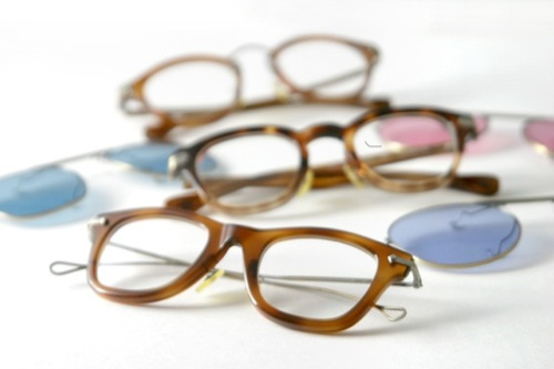 Oliver Peoples for TAKAHIROMIYASHITA The SoloIst Eyeglasses