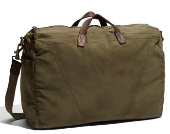 Alternative Apparel Canvas Weekender Bag