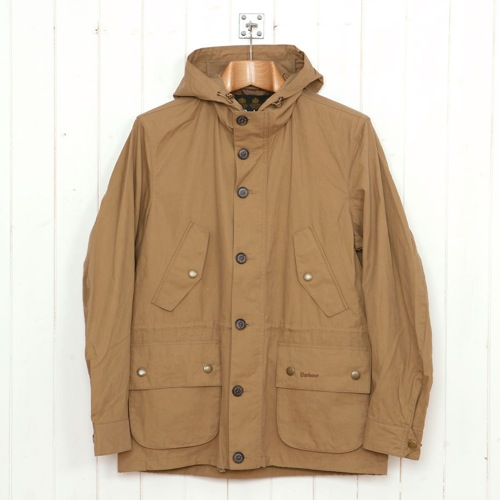 The Spring Jacket | Barbour Dickens Parka