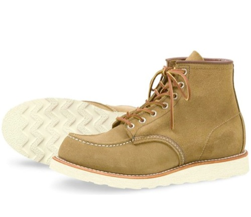 Red Wing Shoes Fall/Winter 2011 Collection