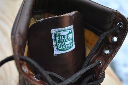 Introducing | Filson for Sebago Fall/Winter 2011 at (capsule)
