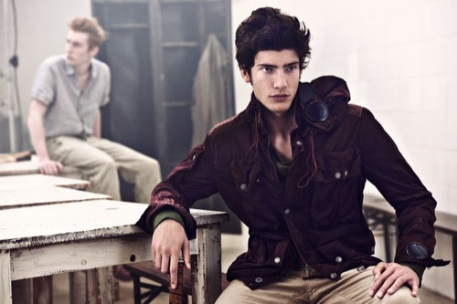 C.P. Company Spring/Summer 2011 Ad Campaign Looks