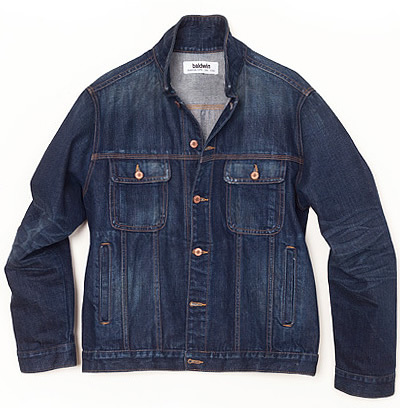 Baldwin Aaron Denim Jacket