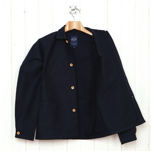 Bleu De Paname Comptoir Work Jacket