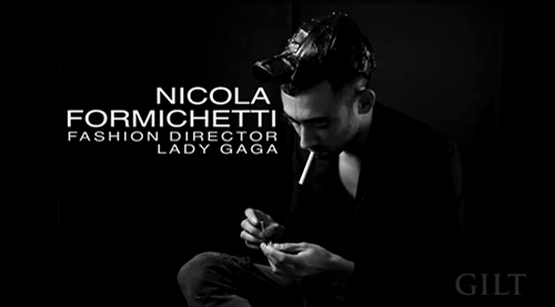 GILT | A Day in the Life of Nicola Formichetti Video