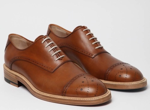 Band of Outsiders Wingtip Oxford for Fall/Winter 2011