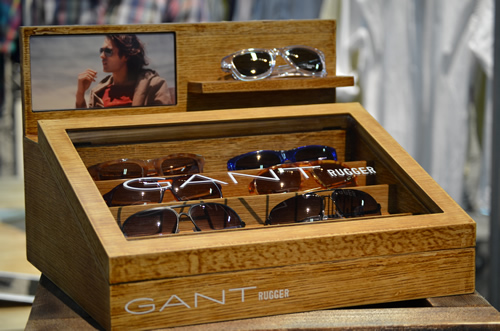 Now Available | Gant Rugger Sunglasses