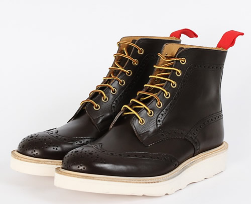 Nitty Gritty by Tricker's Brogue Boots for Fall 2011