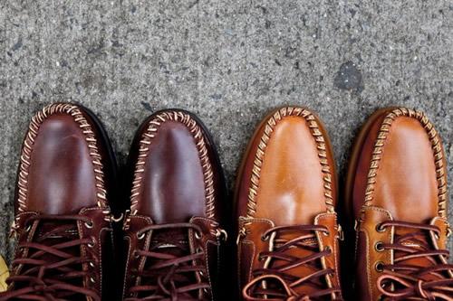 Ronnie Fieg for Sebago Fall/Winter 2011 Seneca Boots