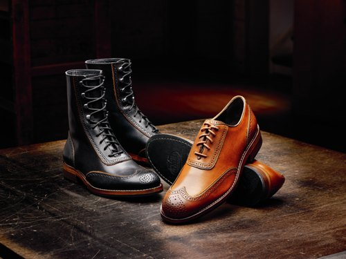 Wolverine 1000 Mile Wickham Brogue & Winchester Boot