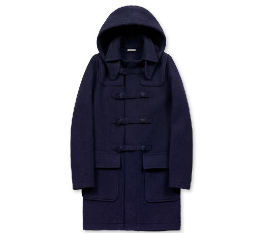 The Want | Bottega Veneta Row Wool Coat