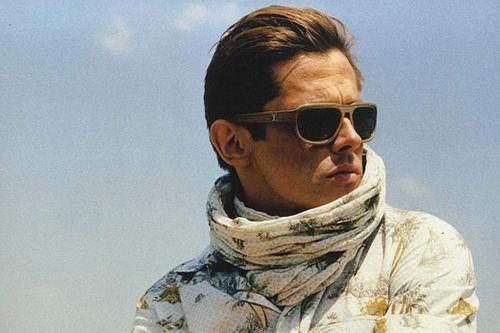 Louis Vuitton Spring/Summer 2012 Lookbook Men's Collection