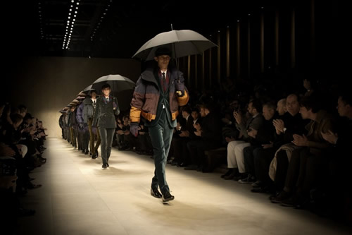 Milan Fashion Week | Burberry Prorsum Fall/Winter 2012 Menswear Show