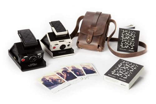Holden x Tanner Goods The Impossible Project SX-70 Camera Kit