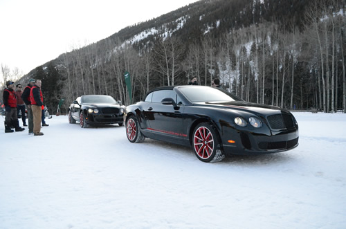 Road Test | Bentley Continentals at Aspen Fashion Week