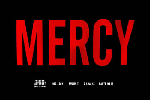 G.O.O.D. Music - Mercy Big Sean, Pusha T, Kanye West, 2 Chainz