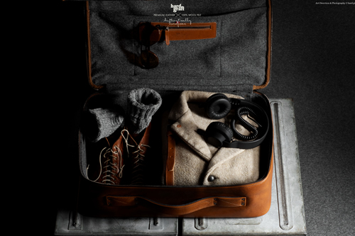 Hard Graft | CarryOn Suitcase