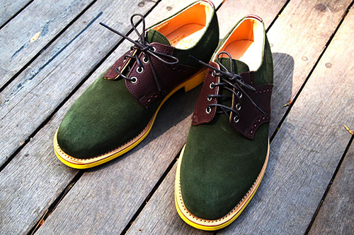 Mark McNairy Fall/Winter 2012 Footwear Collection