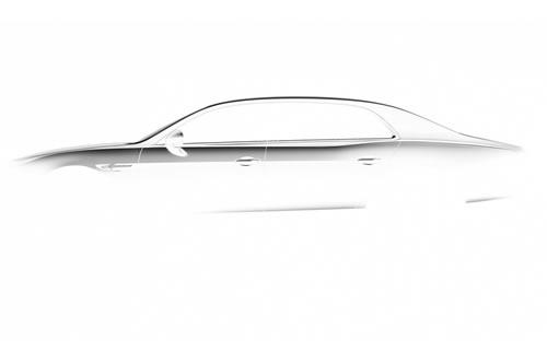 New Bentley Flying Spur Teaser