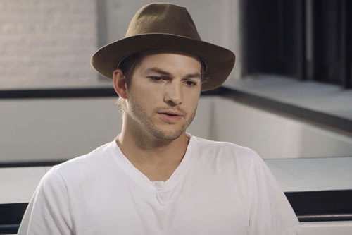 The Verge Interviews Ashton Kutcher to Talk Steve Jobs, Tech