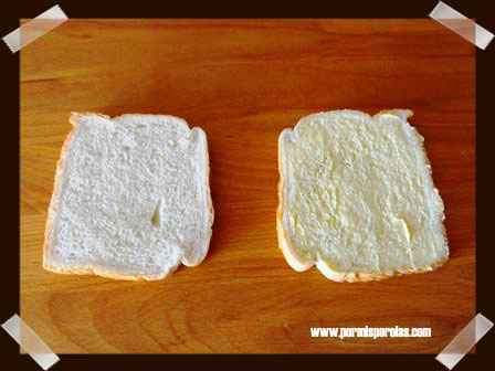 Sandwich bien hecho
