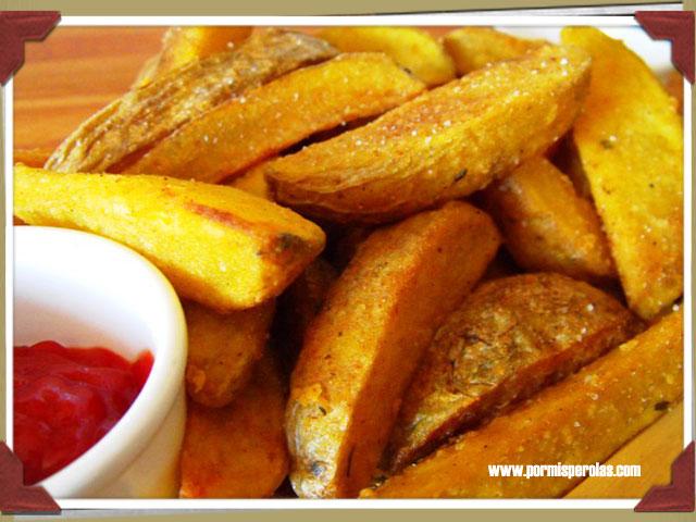 Patatas gajo especiadas
