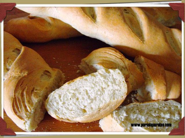 Pan de barra