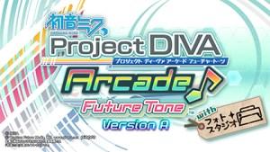 初音ミク Project DIVA Arcade Future Toneフォトスタジオ