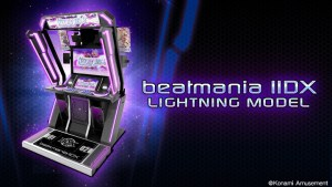 beatmaniaIIDX LIGHTNING MODEL