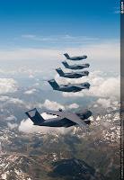Airbus military: Beau coup de pub pour l'A400M