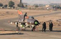 Syrie: défection d'un pilote de Mig 21