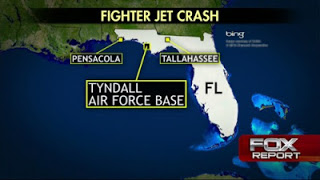 Crash d'un F-22 Raptor: pilote indemne