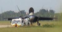 Premier vol du J-31: la vidéo