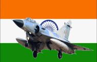 Premier vol à Istres de la version modernisée du Mirage 2000H indien.