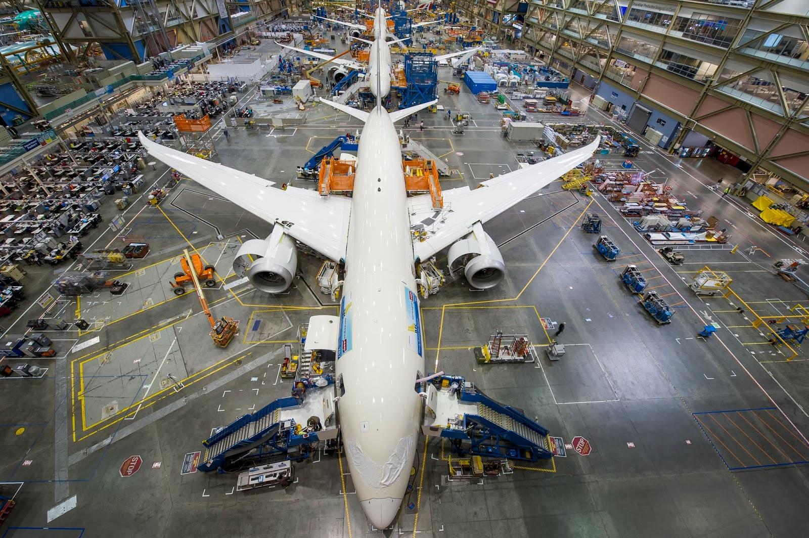 B-787 Dreamliner Boeing et Alenia, renégocient leur partenariat