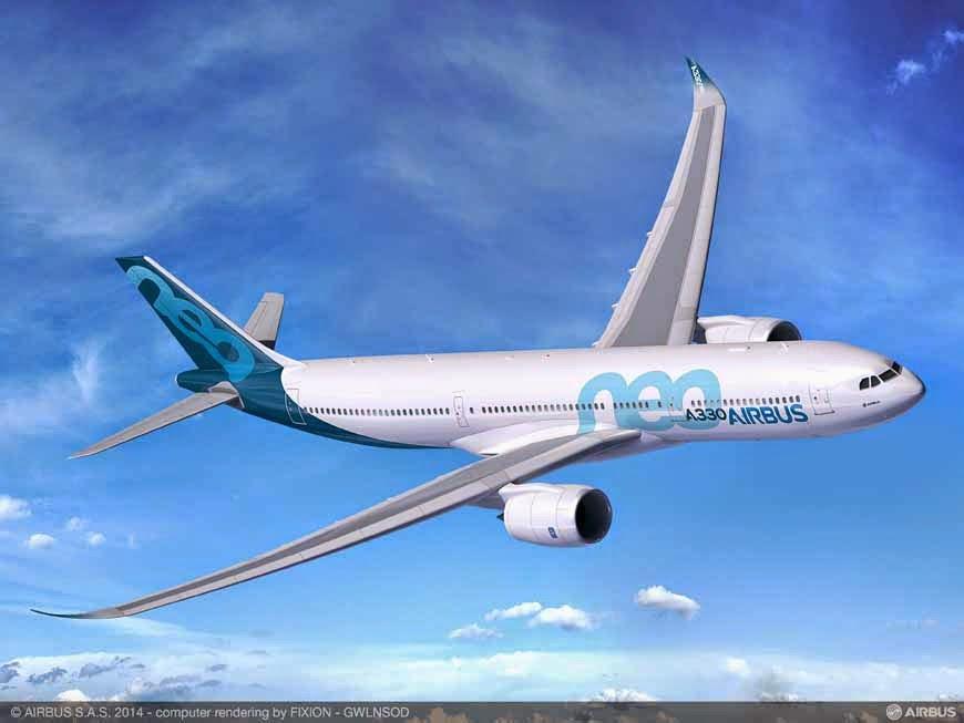 La famille neo d'Airbus s'agrandit