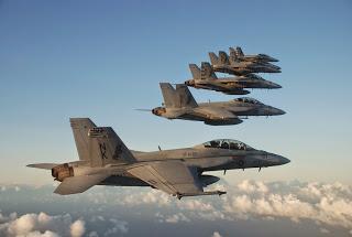 réarmement au Moyen-Orient : Le Koweït s'équipera de Super Hornet