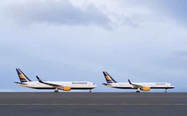 Icelandair reçoit son premier B767