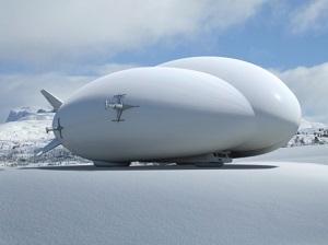 Vue d'artiste du LMH-1, Crédits : Lockheed Martin