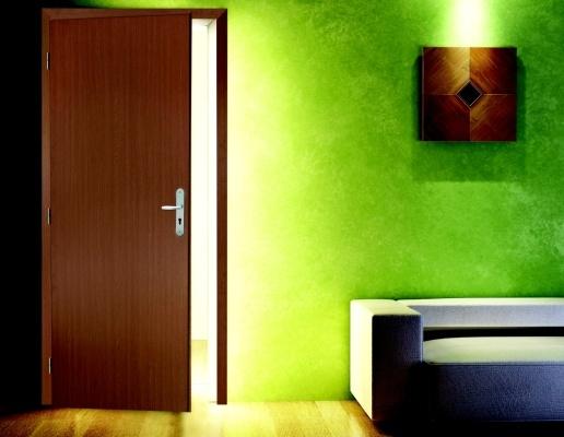 Protipožární vchodové dveře dokážou oheň zbrzdit