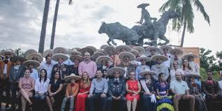 Desde el Ayuntamiento de Colima, fortalecemos una gran tradición, que nos da identidad como mexicanos, la charrería: Leoncio Morán