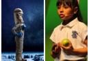 Adhara Pérez, la niña genio mexicana con coeficiente mayor a Einstein que quiere ser astronauta